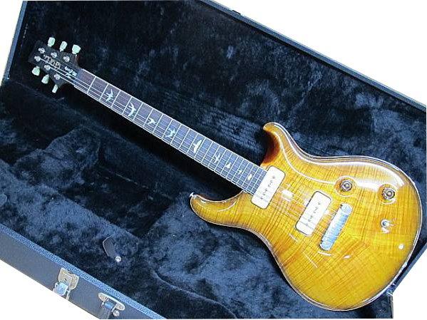 ポールリードスミス(P.R.S)のギターを高額買取中!