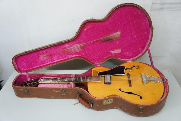 Gibson ES-175を買取させて頂きました!